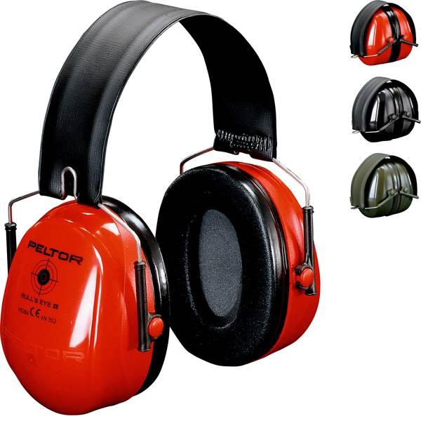 Cuffie da lavoro - Cuffia antirumore passiva 31 dB 3M Peltor Bulls Eye II H520FRD 1 pz. -