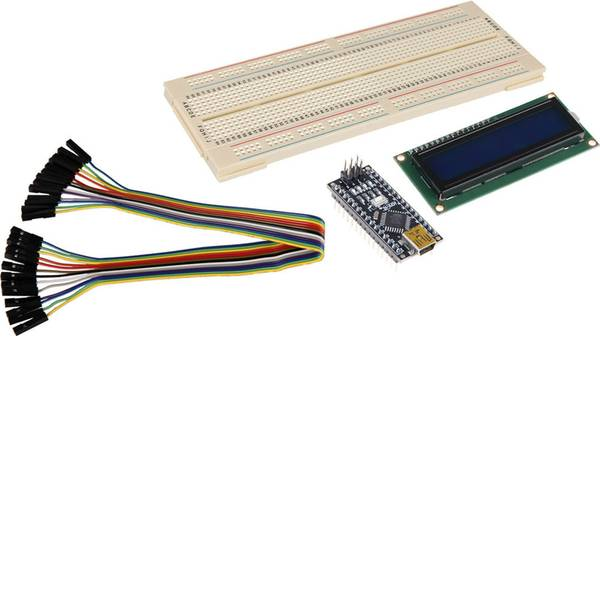 Kit e schede microcontroller MCU - Starter kit MAKERFACTORY ATMega328 -