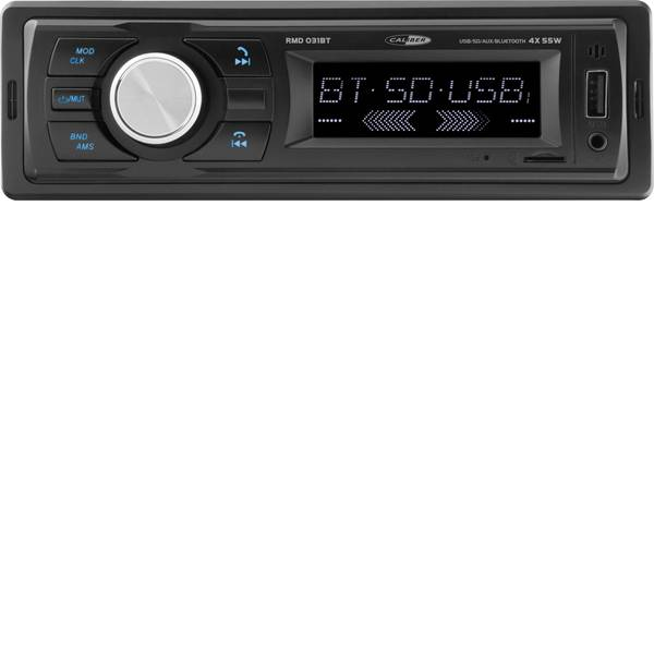 Autoradio e Monitor multimediali - Caliber Audio Technology RMD031BT Autoradio Vivavoce Bluetooth®, Telecomando incl. -