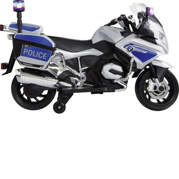 Veicoli elettrici per bambini - Moto elettrica Jamara 2 V Grigio -