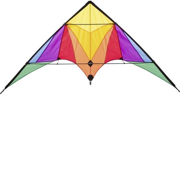 Aquiloni sportivi - Aquilone acrobatico Ecoline Rainbow trigger Larghezza estensione 1750 mm Intensità forza del vento 2 - 6 bft -