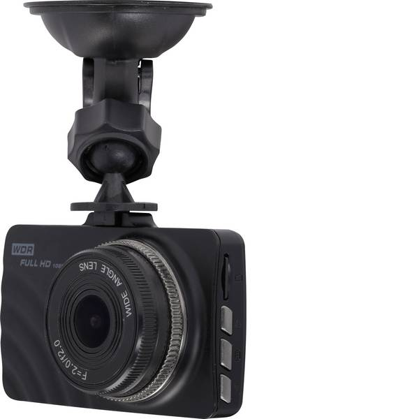 Dashcam - Denver CCT-2010 Dashcam Max. angolo di visuale orizzontale=140 ° Display, Microfono -