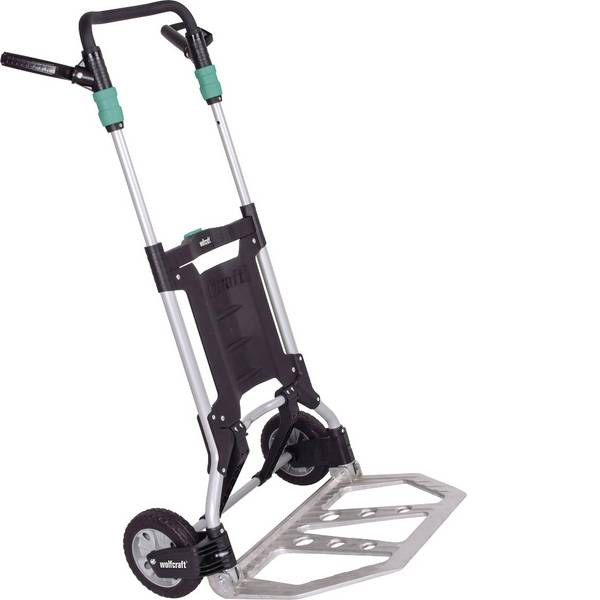Carrelli per sacchi - Wolfcraft 5525000 Carrellino Capacità di carico (max.): 200 kg -