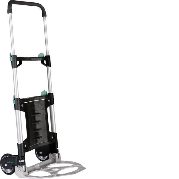 Carrelli per sacchi - Wolfcraft 5530000 Carrellino regolabile in altezza Capacità di carico (max.): 30 kg -