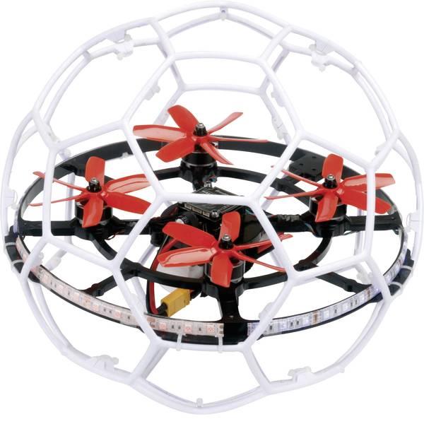 Quadricotteri e droni - Graupner Sweeper HoTT Droneball Quadricottero In kit da costruire -