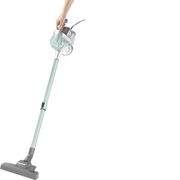 Aspirabriciole - CleanMaxx 2789 Aspirapolvere portatile ciclonico 230 V 600 W Verde menta , Grigio -