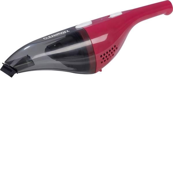 Aspirabriciole - CleanMaxx 1463 Aspirapolvere a batterie 4.8 V Rosso, Grigio -