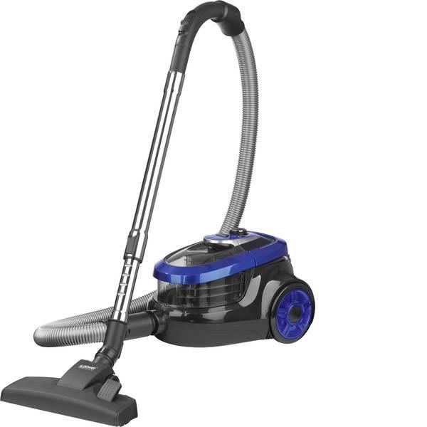 Aspirapolveri - CleanMaxx 9109 Aspirapolvere ciclonico Max. 750 Watt Nero, Blu -