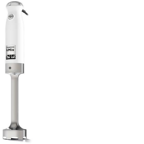 Frullatori a immersione - Kenwood Home Appliance HDX754WH Frullatore ad immersione 800 W Funzione turbo, Frullatore a immersione Bianco -