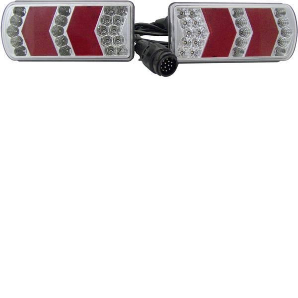 Illuminazione per rimorchi - Berger & Schröter LED SMD, LED Kit illuminazione per rimorchio Luce di direzione, Fanale posteriore, Luce targa, Faro di  -