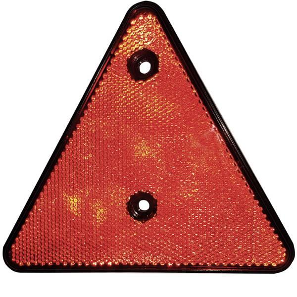 Illuminazione per rimorchi - Berger & Schröter Catarifrangente Riflettore posteriore Rosso (riflettente) -