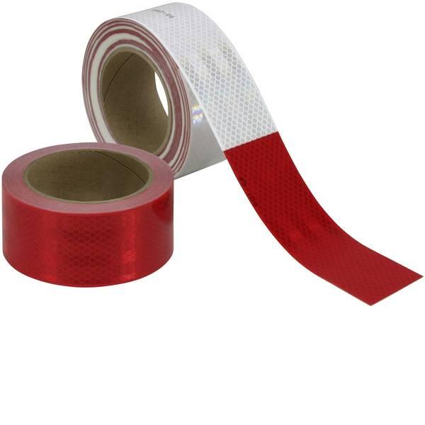 Nastri catarifrangenti - Nastro riflettente 3M Diamond Grade™ 983-326 983326 Rosso bianco riflettente 1 Rotolo(i) (L x L) 45.7 m x 50.8 mm  -