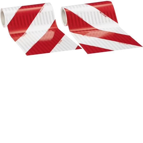 Nastri catarifrangenti - Segnalazione avvertimento veicolo 3M High Intensity Grade 3410 3410AP28 Bianco (riflettente), Rosso (riflettente) 2  -