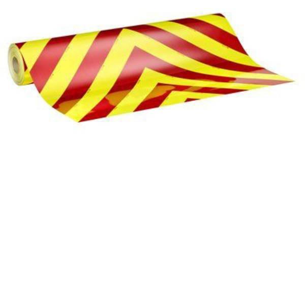 Nastri catarifrangenti - Segnalazione avvertimento veicolo 3M Diamond Grade™ DG³ 4083-33 40833312 Fluorescente giallo/verde, Rosso  -
