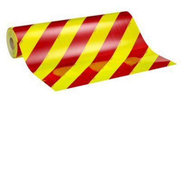 Nastri catarifrangenti - Segnalazione avvertimento veicolo 3M Diamond Grade™ DG³ 4083-33 408333L Fluorescente giallo/verde, Rosso (fluorescente),  -