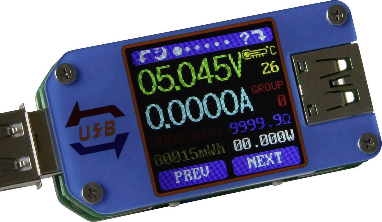 Multimetro USB Joy-it JT-UM25C