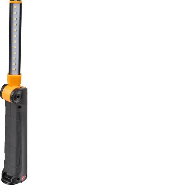 Torce con batterie ricaricabili - Brennenstuhl 1177370 Lampada da lavoro Sansa 400A Nero giallo LED 3.5 h -