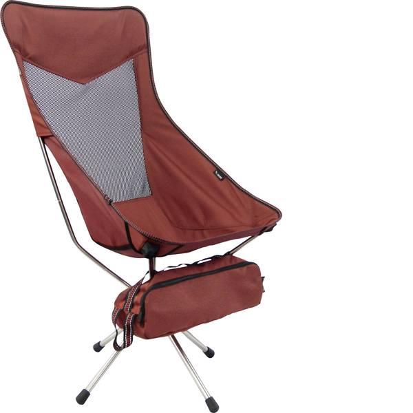 Mobili per campeggio - Sedia da campeggio Talon Pivot long Borgogna Pivot long burgundy -