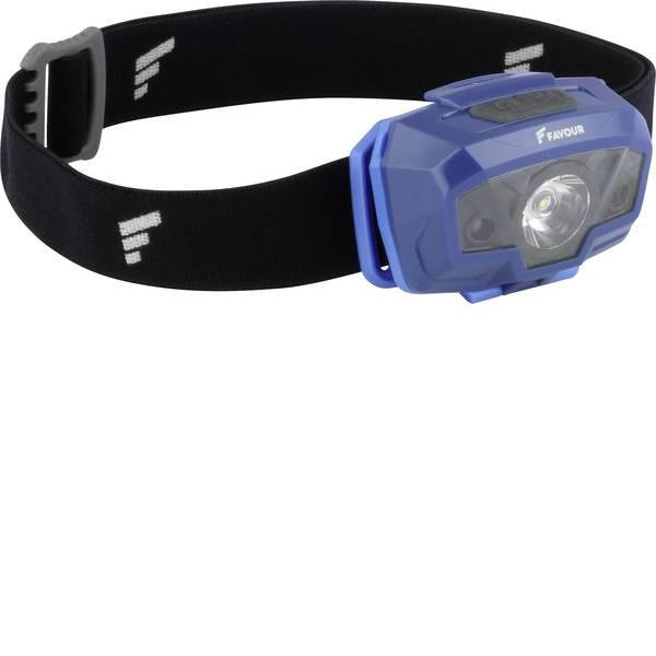 Lampade da testa - Favour H1632 Sensorlite Lampada frontale a batteria 230 lm 100 h 270FAHEADH1632 -