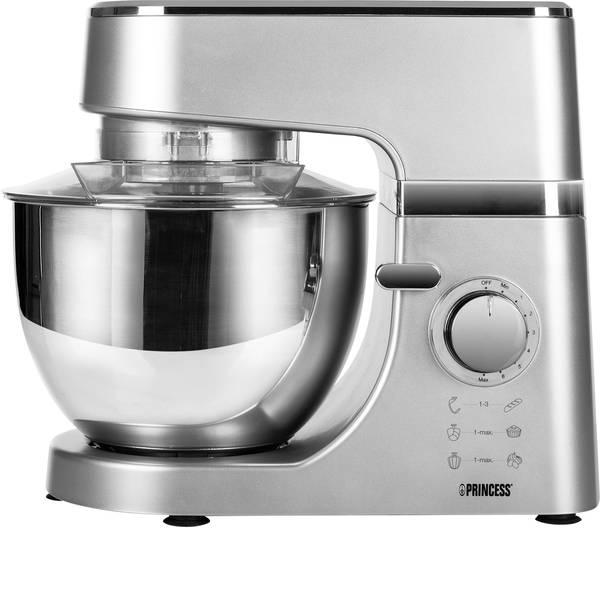 Robot da cucina multifunzione - Princess Robot da cucina 700 W Argento (opaco) -