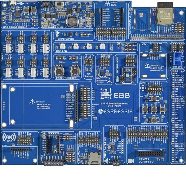 Kit e schede microcontroller MCU - Scheda di valutazione MAKERFACTORY scheda ESP32 -