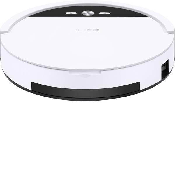 Robot aspirapolvere e lavapavimenti - ILIFE Beetles V40 Robot aspirapolvere Bianco perla -