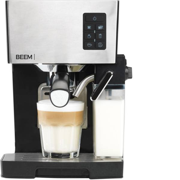 Macchine per caffè espresso - Macchina caffè a filtri BEEM Classico Nero, Argento 1450 W -
