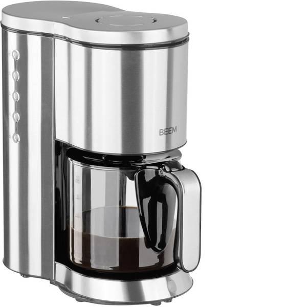 Macchine dal caffè con filtro - BEEM 03596 Macchina per il caffè Acciaio Capacità tazze=10 -