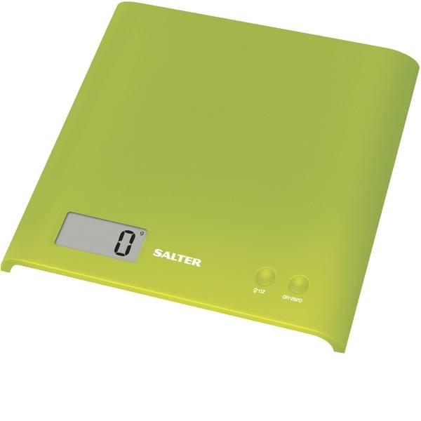 Bilance da cucina - Salter 1066A GNDR Bilancia da cucina digitale Portata max.=3 kg Verde -