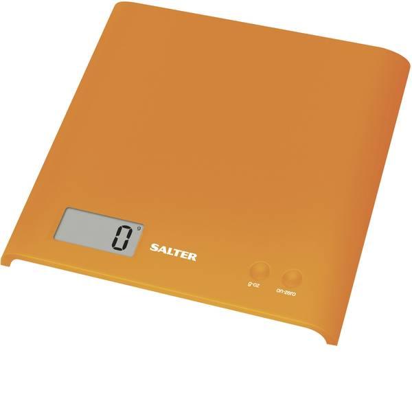 Bilance da cucina - Salter 1066A OGDR Bilancia da cucina digitale Portata max.=3 kg Arancione -