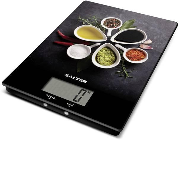Bilance da cucina - Salter 1171 SPDR Bilancia da cucina digitale Portata max.=5 kg Nero -