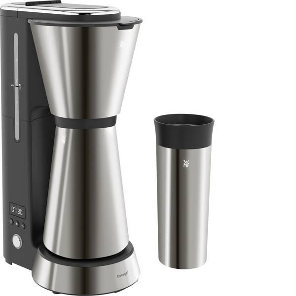 Macchine dal caffè con filtro - WMF KÜCHENminis Thermo to go Graphit Macchina per il caffè Grafite (metallizzato) Capacità tazze=5 -