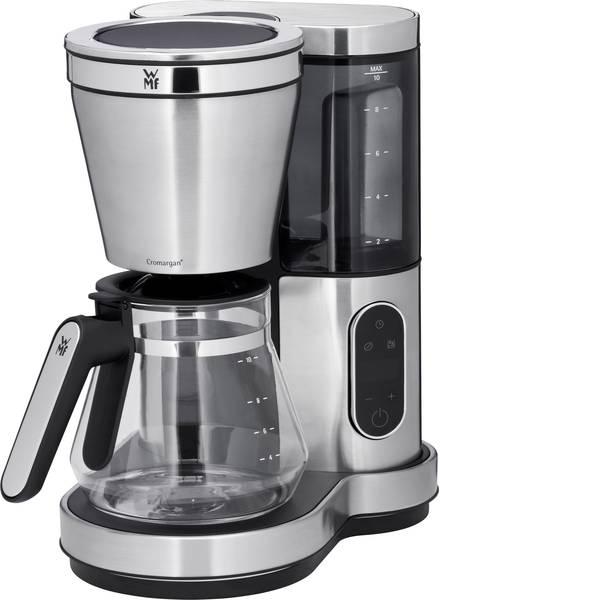 Macchine dal caffè con filtro - WMF LUMERO Glas Macchina per il caffè Acciaio, Nero Capacità tazze=10 -