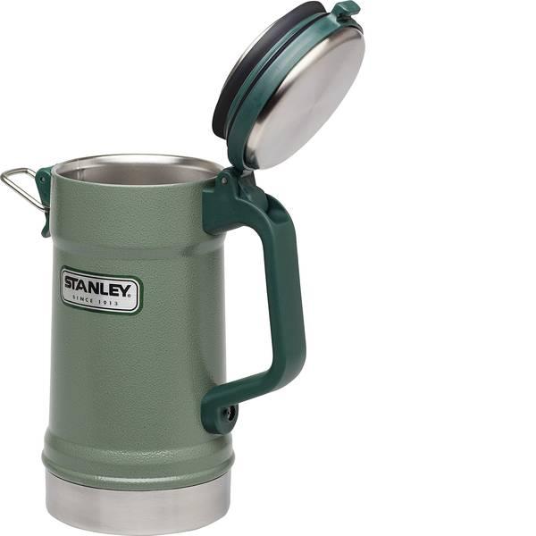 Stoviglie da campeggio - brocca Stanley Classic Vakuum Steel Stein 1 pz. 10-02114-001 Acciaio inox -