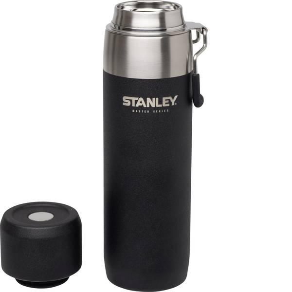 Thermos e tazze termiche - Stanley Master Vakuum Bottiglia termica Nero / Argento 650 ml 10-03105-001 -