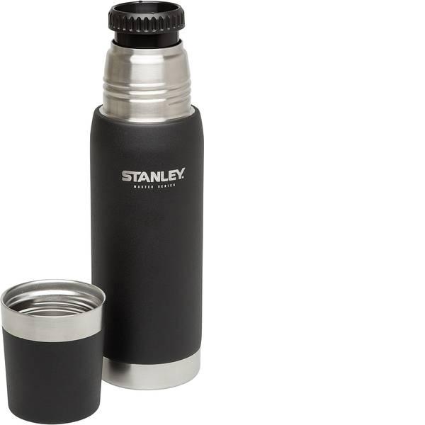 Thermos e tazze termiche - Stanley Master Vakuum Bottiglia termica Nero / Argento 750 ml 10-02660-001 -