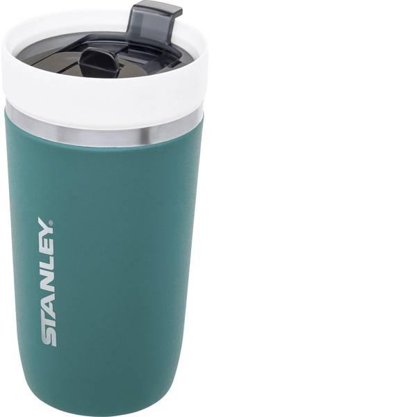 Thermos e tazze termiche - Stanley GO Ceramivac Tumbler Caraffa thermos Verde 473 ml 10-03110-003 -