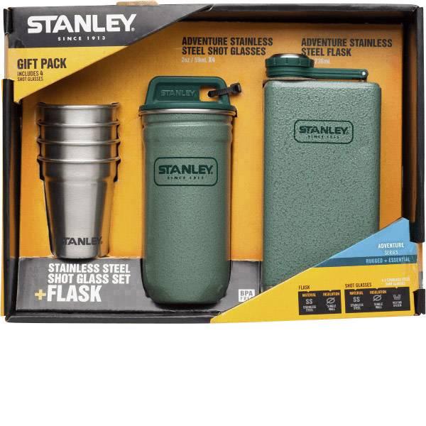 Stoviglie da campeggio - Thermos Stanley Adventure Steel Spirits 1 KIT 10-01883-001 Acciaio inox -