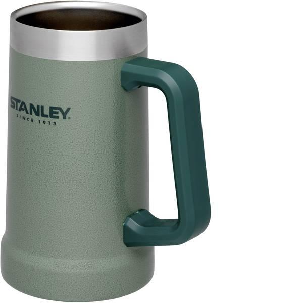 Stoviglie da campeggio - brocca Stanley Adventure Stein green 1 pz. 10-02874-001 Acciaio inox -
