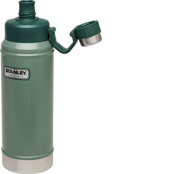 Thermos e tazze termiche - Stanley Classic Vakuum-Bottle Bottiglia termica Verde 620 ml 10-02283-001 -