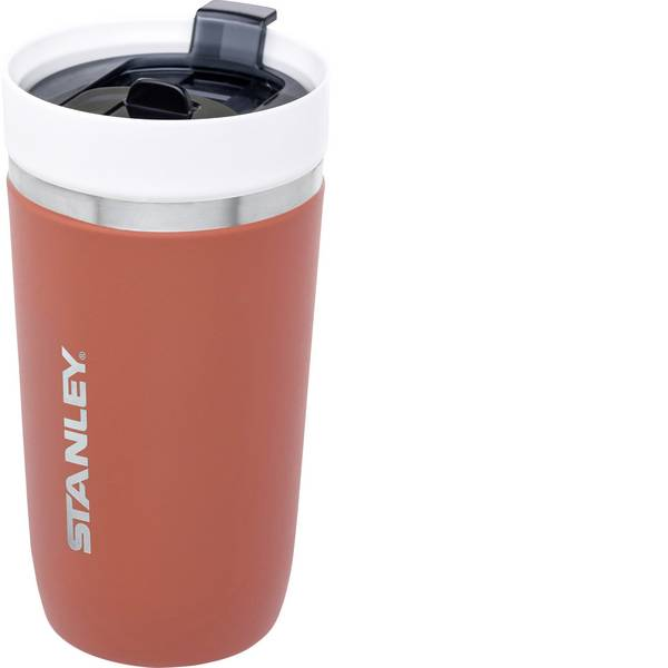 Thermos e tazze termiche - Stanley GO Ceramivac Tumbler Caraffa thermos Rosso 473 ml 10-03110-005 -