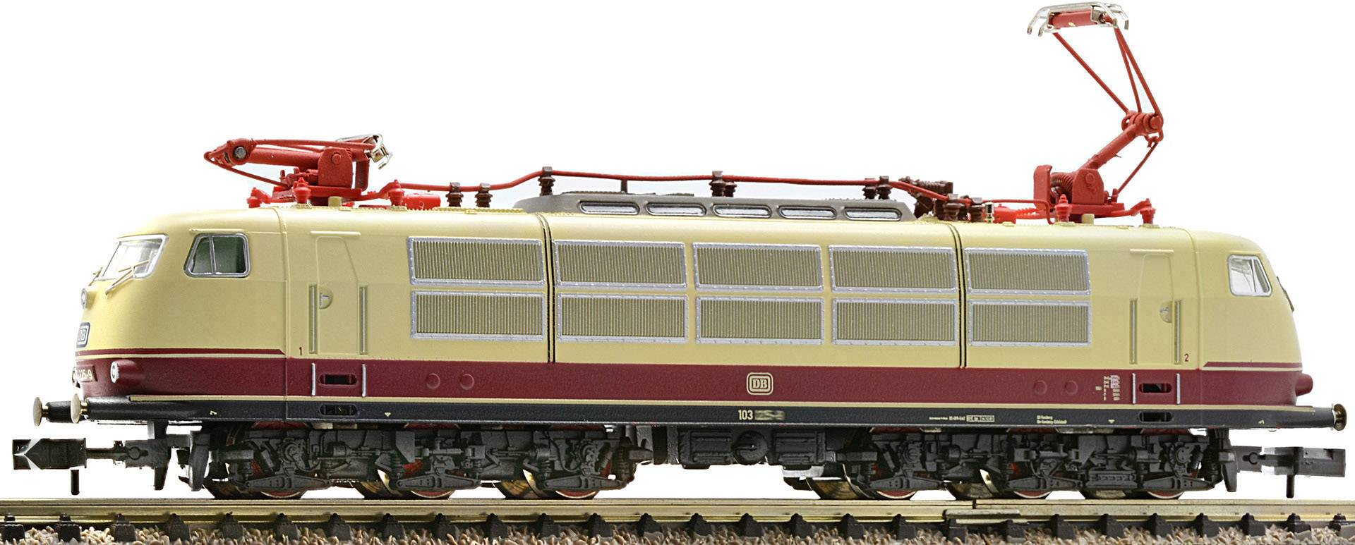 N Locomotiva elettrica BR 103.