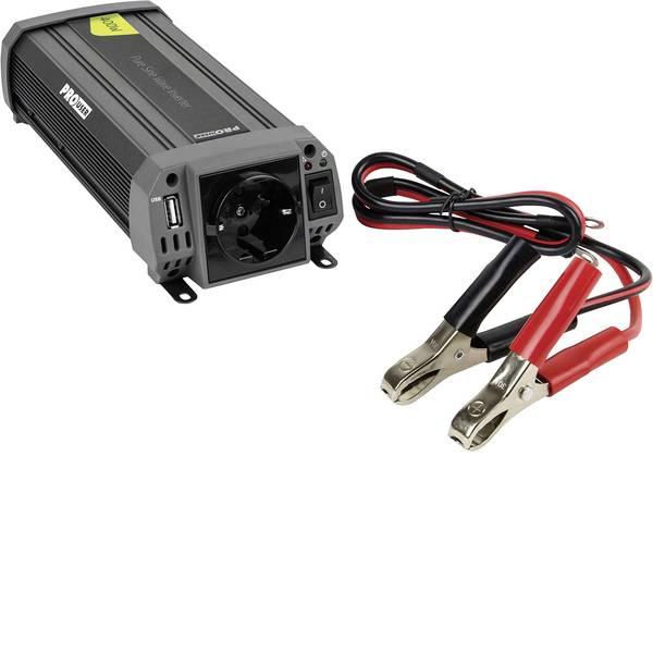 Inverter - ProUser Inverter Sinus PSI400 400 W 12 V/DC - 230 V/AC, 5 V/DC -