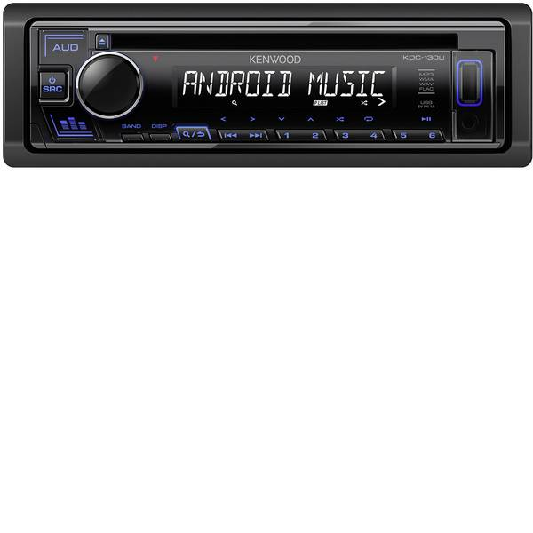 Autoradio e Monitor multimediali - Kenwood KDC-130UB Autoradio -