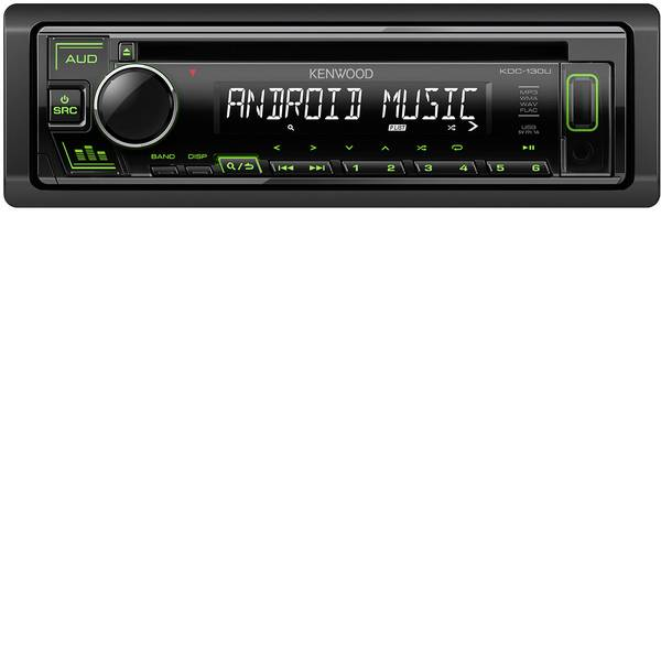 Autoradio e Monitor multimediali - Kenwood KDC-130UG Autoradio -