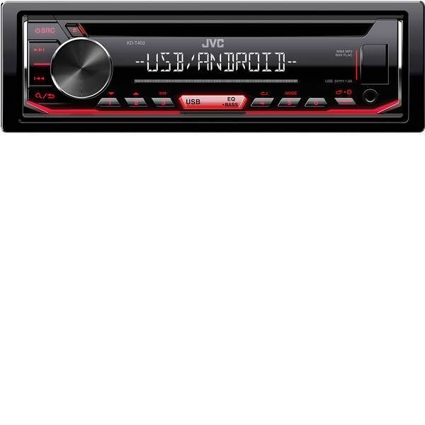 Autoradio e Monitor multimediali - JVC KD-T402 CD Autoradio -