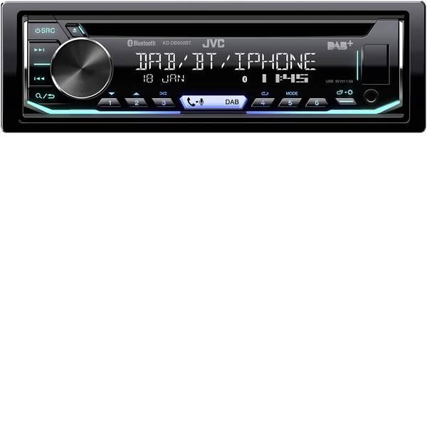 Autoradio e Monitor multimediali - JVC KD-DB902BT Autoradio -