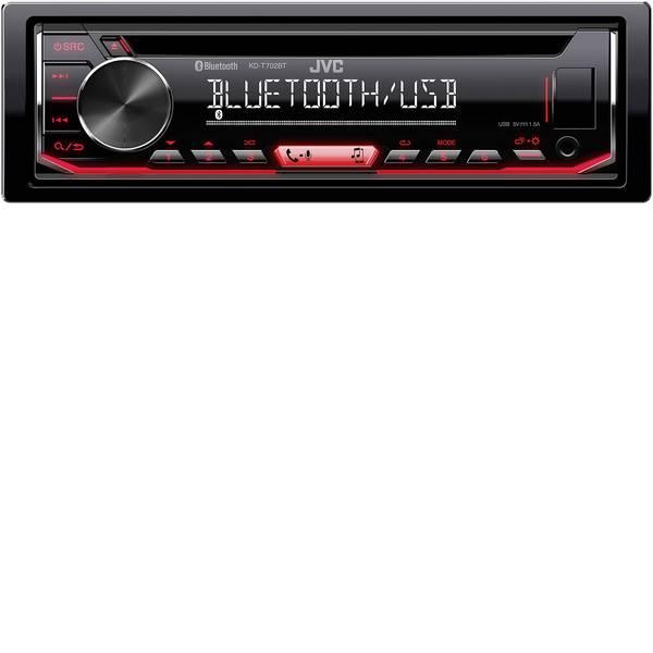 Autoradio e Monitor multimediali - JVC KD-T702BT Autoradio -