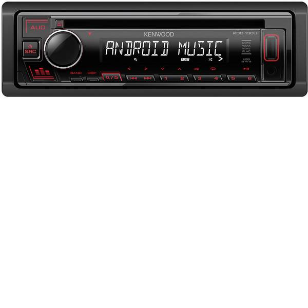 Autoradio e Monitor multimediali - Kenwood KDC-130UR Autoradio -