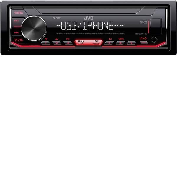 Autoradio e Monitor multimediali - JVC KD-X262 USB Autoradio -
